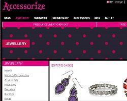 Jewellery 24 accessorize